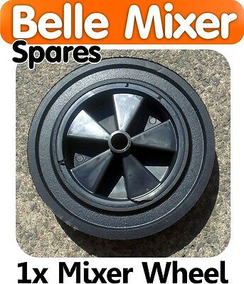 Belle Concrete Mixer Wheel 140 150 Spares Parts Minimix Wheels Cement