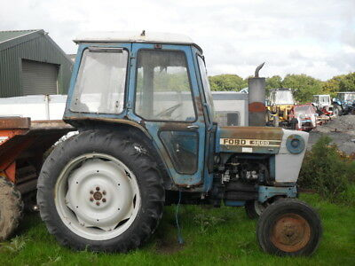 Ford 4600 Q Cab - BREAKING FOR SPARES