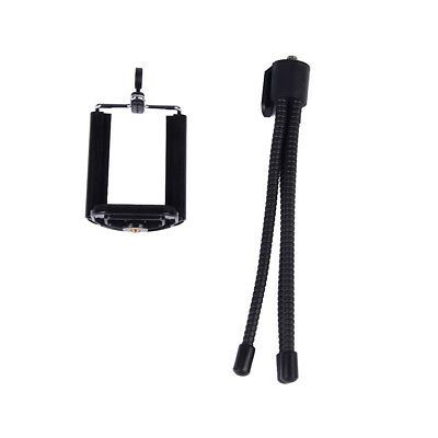 Universal Tripod Mount Stand + Phone Holder For iPhone Samsung Cell Phone Camera