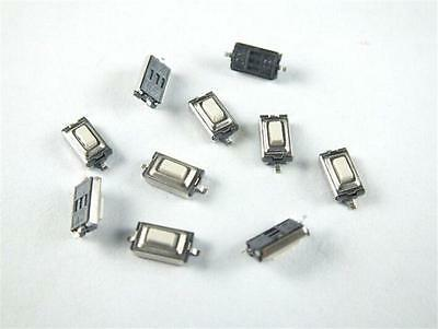 Check Out! 100X Tactile Push Button Switch Tact Switch Micro Switch 2-PinXTY