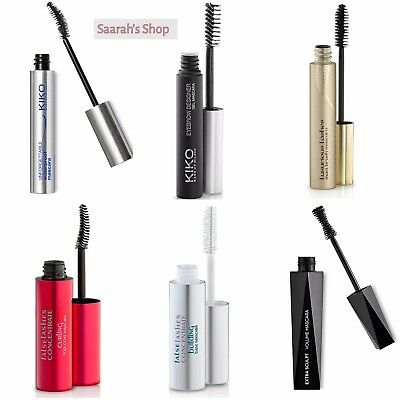 Kiko Extra Sculpt Waterproof Maxi Brush Luxurious Lashes Volume Curling Mascara