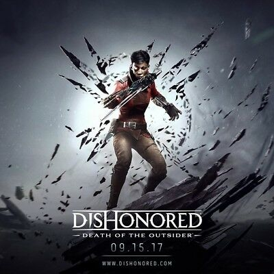 Dishonored Death of the Outsider - PC Global Play  - Günstigst