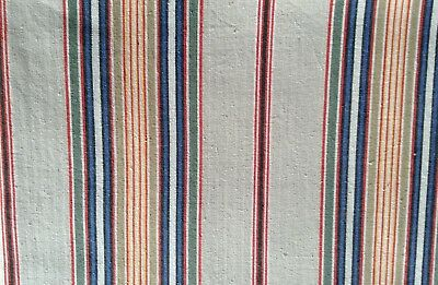 Fab Vintage French Ticking Fabric - New
