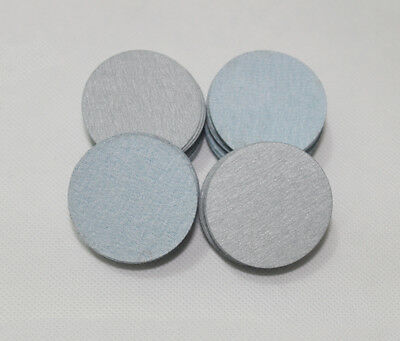 2'' 50mm Sanding Disc Hook And Loop Sander Pads Grit 60-1000 Pack Of 10/50/100