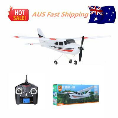 Original Wltoys F949 2.4G 3Ch RC Airplane Fixed Wing Plane Outdoor toy Gift AU