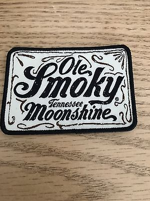 """Last Call""  Ole Smoky Tennessee Moonshine Sew-on Patch"