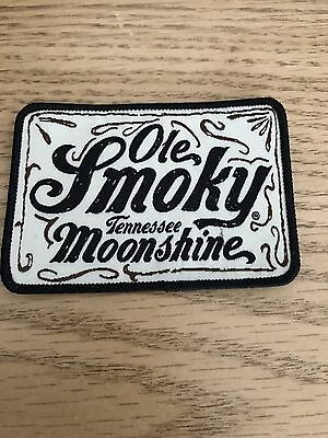 Ole Smoky Tennessee Moonshine Sew-on Patch