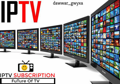 1 DAY IPTV Subscription 5000+ TV Channels + VOD