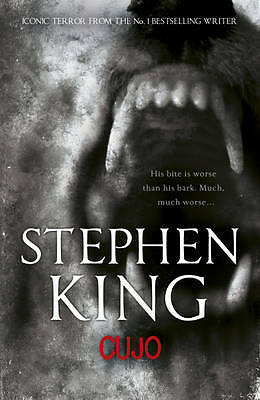 **NEW PB** Cujo by Stephen King (Paperback, 2011)