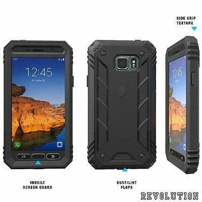 """Poetic Revolution """"360 Degree Protection"""" Case For Samsung Galaxy S7 Active"""