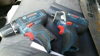 bosch drill driver and impact 10.8