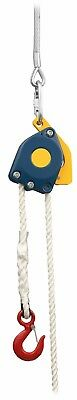 LiftinGear Lightweight 100kg Lifting Pulley Block With Brake & 30mtr Rope