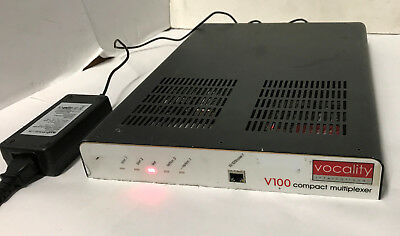 Vocality V100  Compact Multiplexer