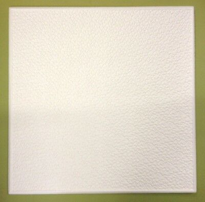 Polystyrene Ceiling Tiles  - 50cm x 50cm  - 10mm Thickness  -  'RUSTIC' Design