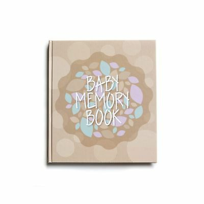 Baby Journal and Memory Book For First Year & Pregnancy | Simple and Intuitive |