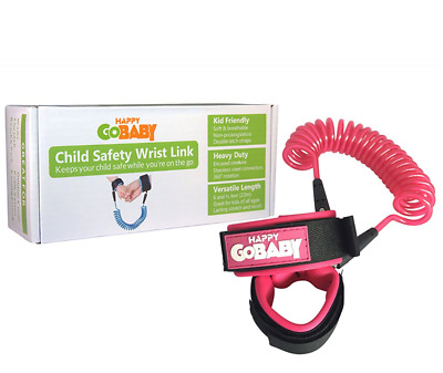 Child Safety Wrist Link, Toddler Leash and Walking Harness for Baby and Kids - 6