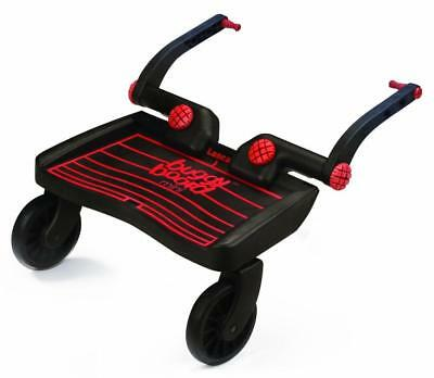 Lascal MINI BuggyBoard With Universal Connectors for 18 Months and Above(Red)