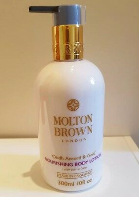 Molton Brown Oudh accord and gold 300ml