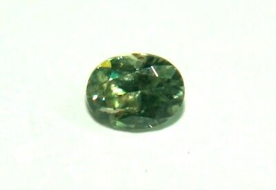 Demantoid Namibia 4,4x3,3mm 0,28 carat
