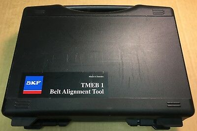 SKF TMEB 1 – Belt Alignment Tool - Ex. Cond - FREE SHIPPING to the US