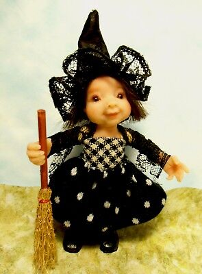 ~Liza~ A Little Witchee Girl By Poppenmoon