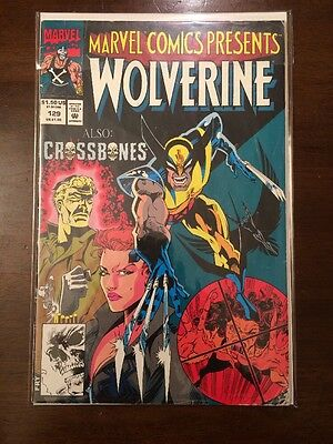 Marvel Comics - Wolverine & Ghost Rider: Vol.1, #129 - 1993 - Fair