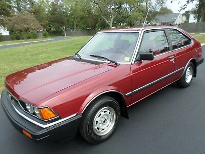 1983 Honda Accord  1983 Accord time capsule all original only 32k