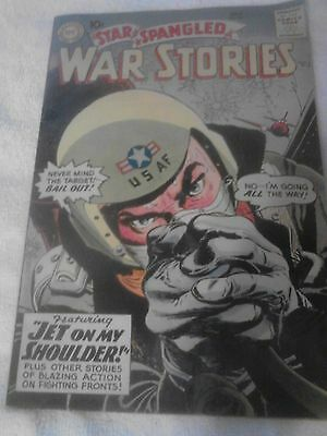 Star Spangled War Stories #83 (Jul 1959, DC)