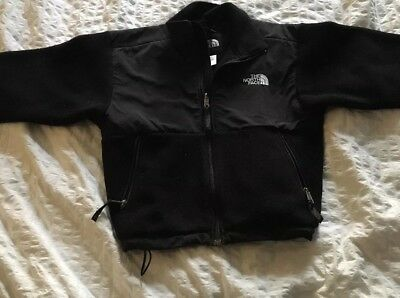 Youth/junior Small Black North Face Jacket