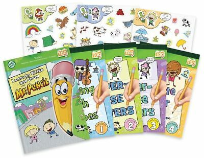 Leap Frog Tag Book Collection - Learn to Write and Draw