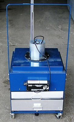 Sentry Air Systems Portable Floor Fume Extractor Mod.SS-400/450 Item #8667