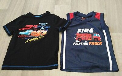 Boys 4T Shirt Lot