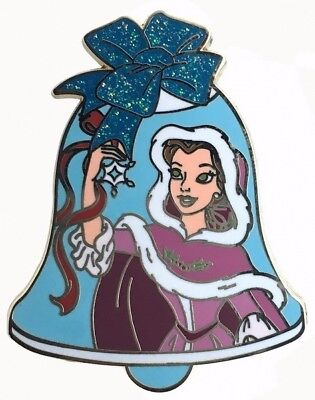 2009 Disney Jingle Bell Series Belle LE-250 Pin