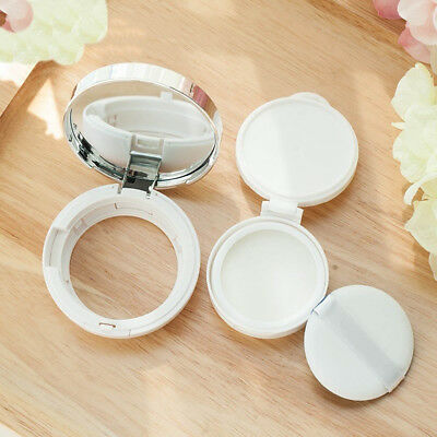 15ml Empty DIY Air Cushion Puff Box BB Cream Container Dressing Case With Mirror