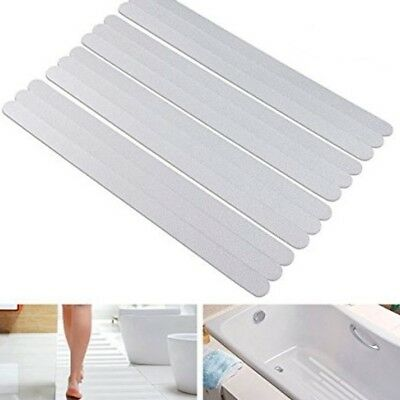 6X Non Slip Bath Tub Stickers Anti Slip Shower Strips Pad Home Floor Safety Tape