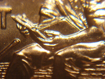 2009 P Lincoln Formative Extra Thumb Doubled Die Error WDDR-002 FS-01-2009-804