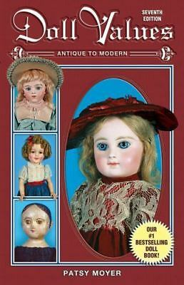 Doll Values: Antique to Modern-ExLibrary