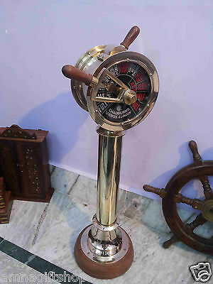 Brass Ship's Engine Order Telegraph Home Decorative Marine Collectible