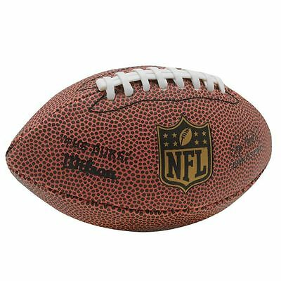 Wilson American Football Mini Ball NFL Soft Grip THE DUKE Super Bowl Kleinkinder