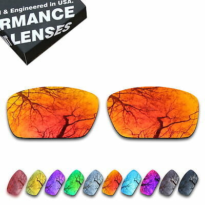 T.A.N Polarized Lenses Replacement for-Oakley Fuel Cell - Multiple Options