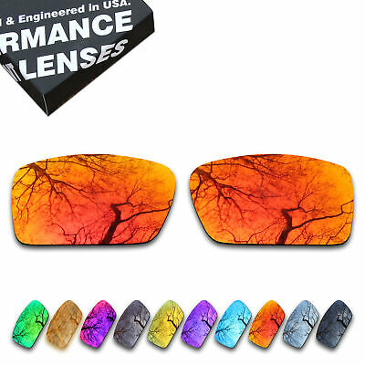 T.A.N Polarized Lenses Replacement for-Oakley Gascan Sunglasses-Multiple Options