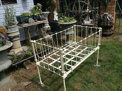antique french cot .?