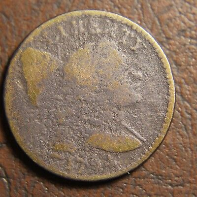 1794 Capped Liberty Large Cent, Head of 1795