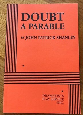 """""""Doubt"""", A Parable by John Patrick Shanley"""