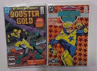 Booster Gold Dc Comics 1986 Complete Set 1-25 1St Appearance!