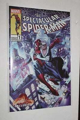 Peter Parker:the Spectacular Spider-Man #1 J Scott Campbell Variant Cover C