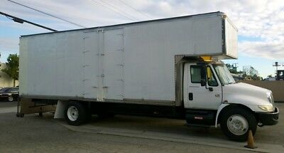07 International 26ft Moving Box Truck hino isuzu UD Ford GMC freightliner MOVER