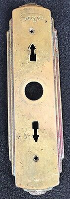 Elevator Push Button Panel Plate