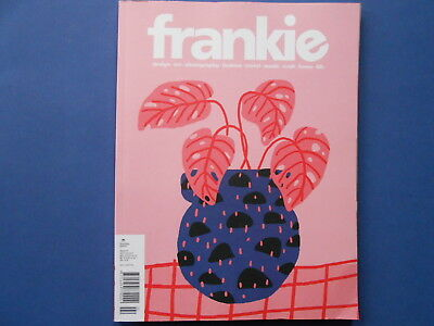 ## FRANKIE MAGAZINE -  ISSUE #77 - POSTER INCLUDED **Free Aust. Postage