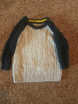 boys jumper 18-24 months
